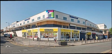 1,058 SF High Street Shop for Rent  |  Kenton Retail, Newcastle Upon Tyne, NE3 3RX