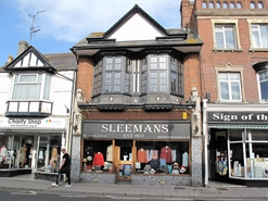 704 SF High Street Shop for Rent  |  26 Exeter Road, Exmouth, EX8 1PP