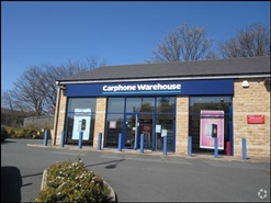 778 SF Out of Town Shop for Rent  |  Unit 1, Wakefield Road Retail Park, Huddersfield, HD5 9BE