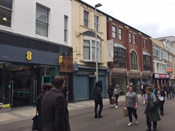 High Street Shop for Rent  |  3A Commercial Street, Leeds, LS1 6AL