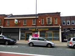 1,006 SF High Street Shop for Rent  |  16/18 Crompton Street, Wigan, WN1 1YP