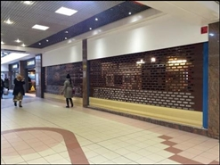 1,399 SF Shopping Centre Unit for Rent  |  1 - 3 Bradford Mall, Saddlers Centre, Walsall, WS1 1YT