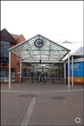 1,610 SF Shopping Centre Unit for Rent  |  Su05, Crowngate Shopping Centre, Worcester, WR1 3QS