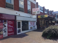 255 SF High Street Shop for Rent  |  1A Chapel Square, Bromsgrove, B60 2BW