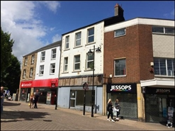 1,165 SF High Street Shop for Sale  |  17A Vicarage Street, Yeovil, BA20 1JB
