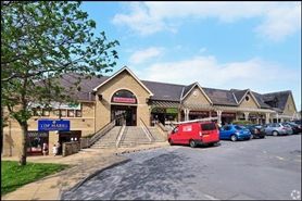 4,000 SF Shopping Centre Unit for Rent  |  Moors Shopping Centre, Ilkley, LS29 9LB