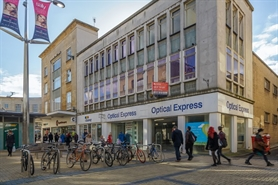 2,458 SF High Street Shop for Rent  |  49 Merchant Street, Bristol, BS1 3EE