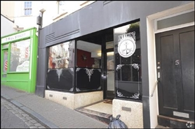 285 SF High Street Shop for Rent  |  5 Mill Street, Guernsey, GY1 1HG