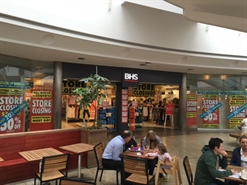 21,427 SF Shopping Centre Unit for Rent  |  LR19 The Mall, Bristol, BS34 5GF