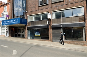 1,689 SF High Street Shop for Rent  |  Unit 9-10 Sheep Street, Wellingborough, NN8 1BL