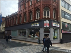 3,341 SF High Street Shop for Sale  |  1 - 8 Fishergate, Preston, PR1 3NN