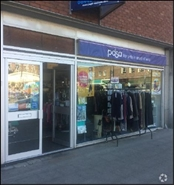 616 SF High Street Shop for Rent  |  1 Delamere Street, Crewe, CW1 2HR