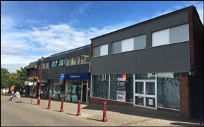 1,920 SF High Street Shop for Rent  |  22 Bath Street, Ilkeston, DE7 8FB