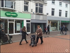 810 SF Out of Town Shop   19 Park Street, Walsall, WS1 1LY