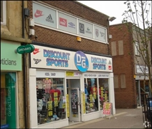 2,500 SF High Street Shop for Sale  |  47 - 49 Middle Street, Consett, DH8 5QP