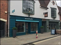 693 SF High Street Shop for Rent  |  31A The Square, Winchester, SO23 9EX
