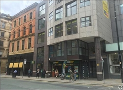 1,731 SF High Street Shop for Rent  |  49 Peter Street, Manchester, M2 3NG