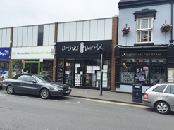 High Street Shop for Rent  |  115 High Street, Harborne, B17 9NP