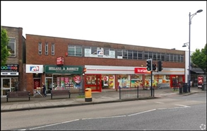 610 SF High Street Shop for Rent  |  49 Bellegrove Road, Welling, DA16 3PB