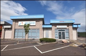 2,280 SF Out of Town Shop for Rent  |  Unit C, Aberdeen, AB24 2BP