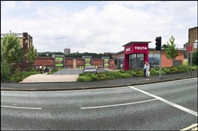 32,000 SF Out of Town Shop for Rent | Scott Hall Park, Leeds, LS7 3AH