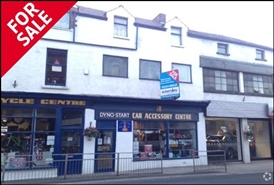 2,874 SF Out of Town Shop for Sale  |  3 Scotland Road, Carnforth, LA5 9JY