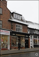 471 SF High Street Shop for Rent  |  18 Holywell Hill, St Albans, AL1 1BZ