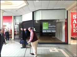 1,137 SF Shopping Centre Unit for Rent  |  Unit 18a, Hart Shopping Centre, Fleet, GU51 3LA
