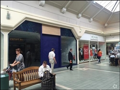 1,325 SF Shopping Centre Unit for Rent  |  Unit 34, Hart Shopping Centre, Fleet, GU51 3LA