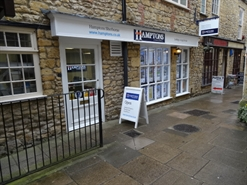 341 SF High Street Shop for Rent | Unit 1, Sherborne, DT9 3AX
