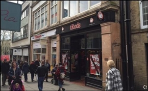 1,161 SF High Street Shop for Rent  |  16 Exchange Walk, Nottingham, NG1 2NX
