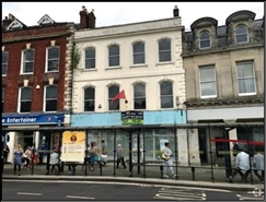 2,201 SF High Street Shop for Rent  |  47 Blue Boar Row, Salisbury, SP1 1DA
