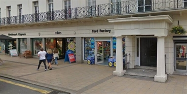 1,088 SF High Street Shop for Rent  |  27 The Parade, Leamington Spa, CV32 4ED