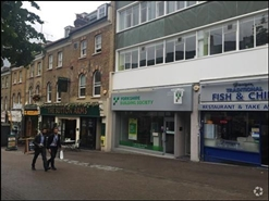 1,277 SF High Street Shop for Rent  |  58 High Street, Sutton, SM1 1EZ