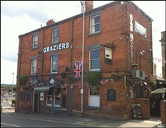 1,690 SF High Street Shop for Sale  |  The Graziers, Wakefield, WF1 1DH