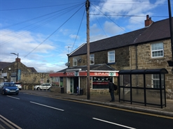 1,356 SF High Street Shop for Rent  |  34-36 High Street, Coedpoeth, Wrexham, LL13 3SB