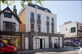 2,000 SF High Street Shop for Rent | 113-115 Kings Road, London, SW3 4PA