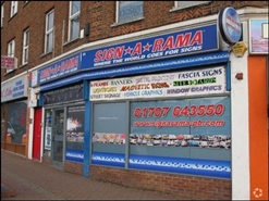 790 SF High Street Shop for Rent  |  22, Potters Bar, EN6 2HT