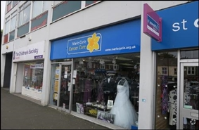 525 SF High Street Shop for Rent  |  10 Station Road, Newcastle Upon Tyne, NE12 9AD