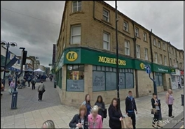 2,286 SF High Street Shop for Rent  |  33 - 37 King Street, Huddersfield, HD1 2PZ