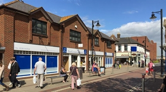 1,481 SF High Street Shop for Rent  |  61A & 61B Market Street, Eastleigh, SO50 5RF