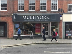 2,562 SF High Street Shop for Rent  |  39 Northbrook Street, Newbury, RG14 1DT