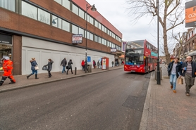 6,700 SF High Street Shop for Rent  |  115 123 High Street, Orpington, BR6 0LG