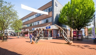 High Street Shop for Sale  |  Trinity House, Wrexham, LL11 1NL