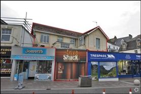 1,889 SF High Street Shop for Rent  |  Unit 3, Newquay, TR7 1AX