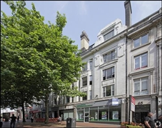 1,927 SF High Street Shop for Rent  |  New Street Chambers, Birmingham, B2 4DU