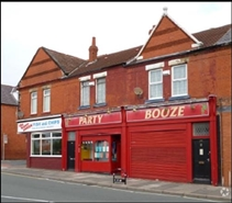 607 SF High Street Shop for Rent  |  132 - 134 Poulton Road, Wallasey, CH44 9DL
