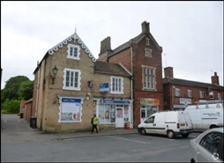 1,991 SF High Street Shop for Rent  |  Wragby, Market Rasen, LN8 5QU