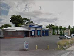 2,044 SF Out of Town Shop for Rent  |  Former Russell North Service Station, Cheltenham, GL51 9AD