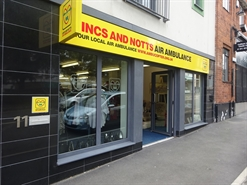 1,044 SF High Street Shop for Rent  |  11 Pavilion Road, Nottingham, NG2 5FG